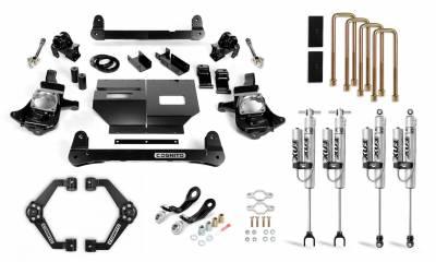 """Cognito Motorsports - 2011-2019 LML/L5P Duramax Cognito - 4"""" Performance Lift Kit"""