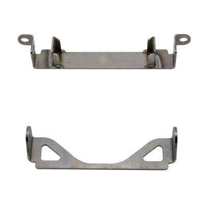 Upper and Lower Weld On Bumper Repair Kit Brackets