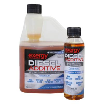 Exergy Performance - Exergy Performance Winter Diesel Fuel Additive