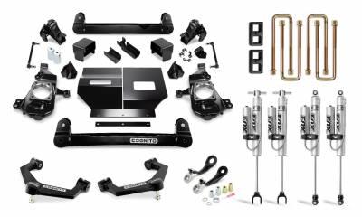 "Cognito Motorsports - 2020-2021 L5P Duramax Cognito - 4"" Performance Lift Kit"