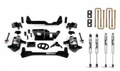 """Cognito Motorsports - 2001-2010 Duramax Cognito - 4"""" Standard Lift Kit"""