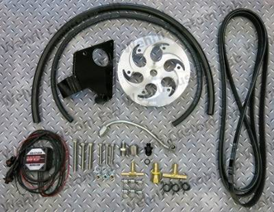 Fuel System Parts & Kits - Dual CP3 Kits & Misc. Parts - Wehrli Custom Fabrication - Twin CP3 Kit LB7 Duramax