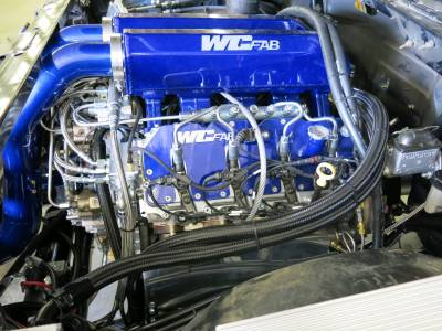 Wehrli Custom Fabrication - Individual Runner Billet Intake - Image 3