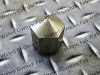 Wehrli Custom Fabrication - Stainless CP3 Nut - Image 1