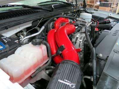 Wehrli Custom Fabrication - 2006-2007 LBZ Duramax S300 Single Turbo Install Kit - Image 2