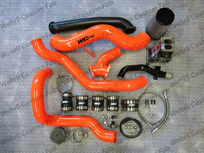 Featured Categories - Single Turbo Kits - Wehrli Custom Fabrication - S300 Single Install Kit LLY Duramax