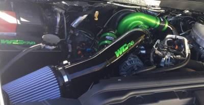 Wehrli Custom Fabrication - 2011-2016 LML Duramax S300 Single Turbo Install Kit - Image 4