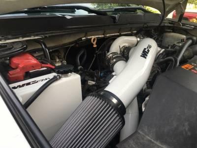 Wehrli Custom Fabrication - 2011-2016 LML Duramax S300 Single Turbo Install Kit - Image 5