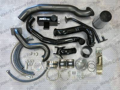 Wehrli Custom Fabrication - 2004.5-2005 LLY Duramax S400/Stock Twin Kit - Image 2