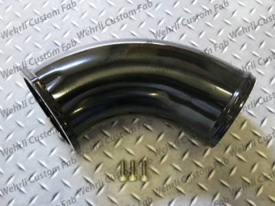 "Wehrli Custom Fabrication - 2001-2004 LB7 Duramax 4"" Intake Kit Stage 2  - Image 3"