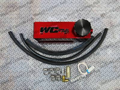 Featured Categories - Coolant Tank Kits - Wehrli Custom Fabrication - Twin Turbo Coolant Tank Kit LML