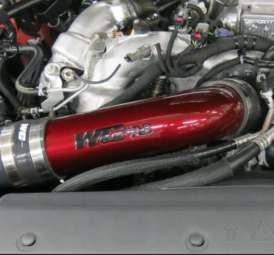 "Featured Categories - 4"" Intake Kits - Wehrli Custom Fabrication - L5P 4"" Intake Pipe/Resonator Delete"