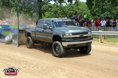 2002 Chevy Duramax Street/Pull Truck Cover