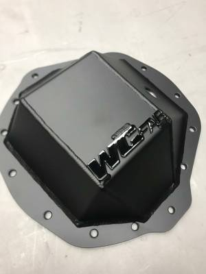 "Wehrli Custom Fabrication - Duramax/Cummins AAM 11.5"" Rear Differential Cover - Image 3"