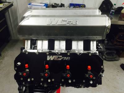 Wehrli Custom Fabrication - 2005-2010 LL7/LBZ/LMM Duramax Billet Upper Valve Cover Set - Image 2