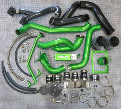 Duramax - 2004.5-2005 LLY - Triple Turbo Kits