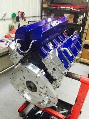 Wehrli Custom Fabrication - Individual Runner Billet Intake - Image 5