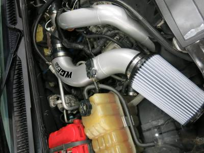 "Wehrli Custom Fabrication - 2006-2007 LBZ Duramax 4"" Intake Kit - Image 3"