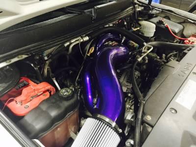 Wehrli Custom Fabrication - 2007.5-2010 LMM Duramax S400 Single Turbo Install Kit - Image 3