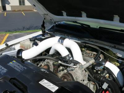 "Wehrli Custom Fabrication - 2004.5-2005 LLY 4"" Intake Kit Stage 2 - Image 4"