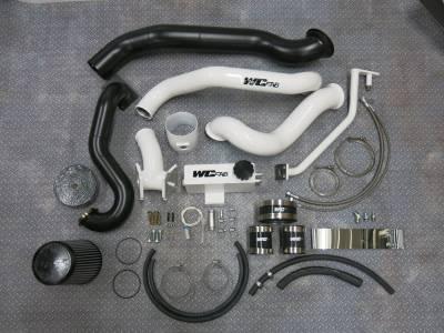 Featured Categories - Twin Turbo Kits - Wehrli Custom Fabrication - S400/Stock Twin Kit LBZ Duramax