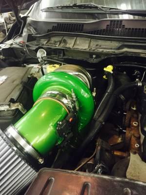 Wehrli Custom Fabrication - 2010-2012 6.7 Cummins S400/Stock Twin Turbo Kit - Image 2