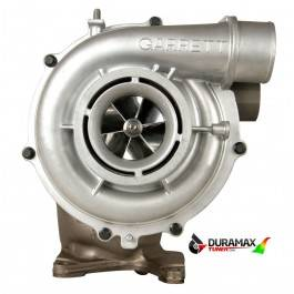 Turbo Chargers - VGT/Drop-In Turbo's - Duramax Tuner/Calibrated Power - 2004.5-2010 LLY/LBZ/LMM Duramax Stealth 64mm Drop In VGT