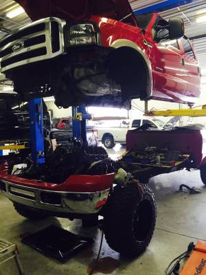 Services - Ford Powerstroke Repair