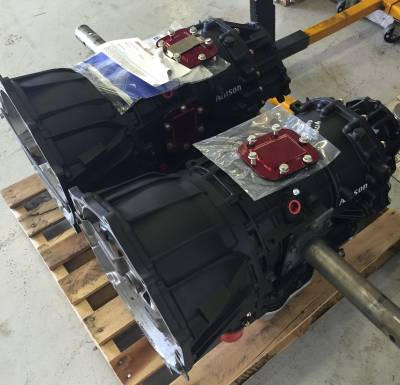Wehrli Custom Fabrication - 2011-2016 LML Duramax 750HP Built Transmission - Image 4