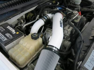 Featured Categories - Down Pipes - Wehrli Custom Fabrication - LB7 High Flow Intake Bundle Package