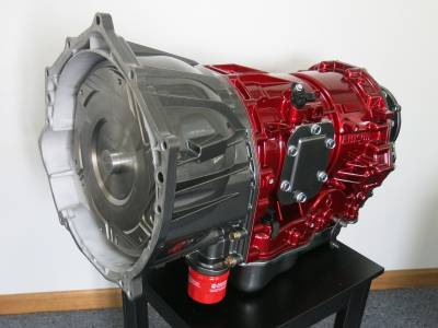 Allison Transmission's - Built Transmissions - Wehrli Custom Fabrication - LLY 750+HP Built Transmission