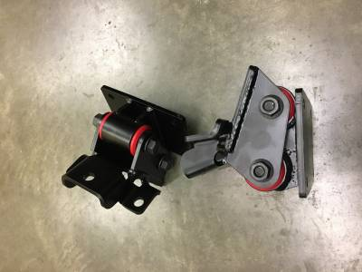 2011-2016 LML - Chassis & Suspension - 2011-2016 LML Duramax HD Engine Mounts