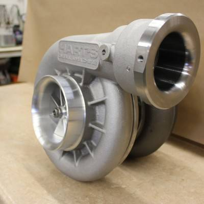 "Turbo Chargers - Class Specific Pulling Turbo's - Harts Diesel  - Harts Diesel 3.6"" Smooth Bore"