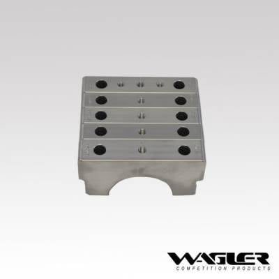 Engine Parts & Gaskets - Bottom End Components - Wagler Competition Products - Wagler Competition Duramax Billet Main Cap Kit