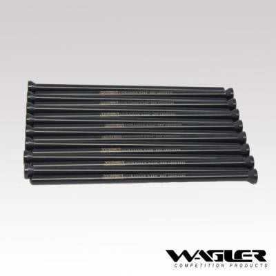 Engine Parts & Gaskets - Top End/Valve Train Components  - Wagler Competition Products - Wagler Competition Duramax Pushrod Set 3/8 x .135""