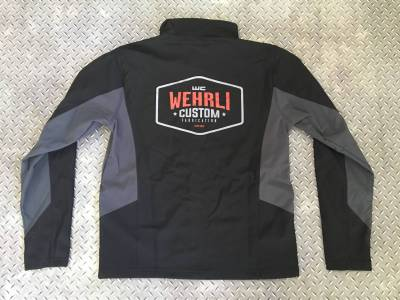 Apparel & Merchandise  - Sweatshirts & Jackets - Wehrli Custom Fabrication - Sport Jacket