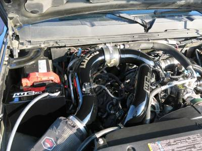 Wehrli Custom Fabrication - 2007.5-2010 LMM Duramax High Flow Intake Bundle Kit - Image 5