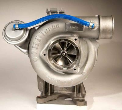 Turbo Chargers - VGT/Drop-In Turbo's - Duramax Tuner/Calibrated Power - 2001-2004 LB7 Duramax Stealth G2 67mm Drop In