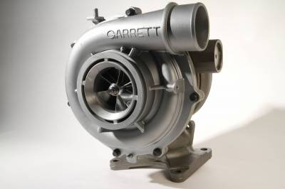 Turbo Chargers - VGT/Drop-In Turbo's - Duramax Tuner/Calibrated Power - 2004.5-2010 LLY/LBZ/LMM Duramax Stealth 67mm Drop In VGT