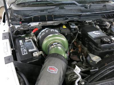Wehrli Custom Fabrication - 2013-2018 6.7 Cummins S400/Stock Twin Turbo Kit - Image 2