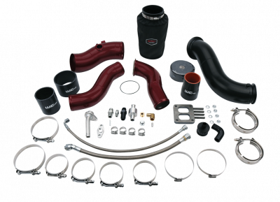 Wehrli Custom Fabrication - 2013-2018 6.7 Cummins S300 High Mount 2nd Gen Swap Kit