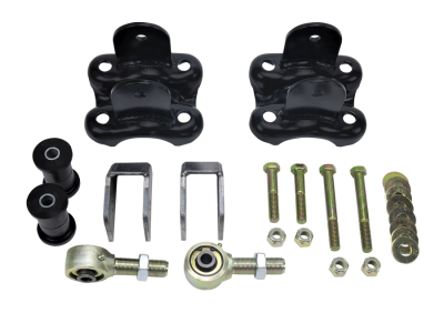 "Wehrli Custom Fabrication - 2001-2010 Duramax 60"" Traction Bar Kit (RCLB/CCSB/ECSB) - Image 2"