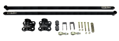 "2007.5-2010 LMM - Chassis & Suspension - Wehrli Custom Fabrication - 2001-2010 Duramax 68"" Traction Bar Kit (ECLB, CCLB)"