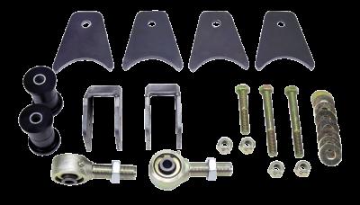 "Wehrli Custom Fabrication - Dodge, Ford,Universal68"" Traction Bar Kit (ECLB, CCLB) - Image 2"