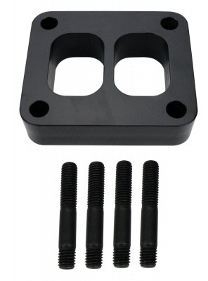 "Replacement Parts & Accessories  - Individual Kit Components  - Wehrli Custom Fabrication - 1"" T4 Spacer Plate Kit"