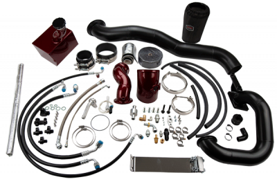 Cummins - 4th Gen 6.7L 2010-18 - Compound Turbo Kits