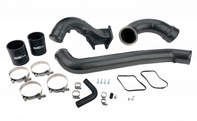 2011-2016 LML - Y-bridges & Intercooler Pipes - Wehrli Custom Fabrication - 2011-2016 LML Y-Bridge Kit