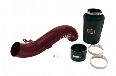 "Featured Categories - 4"" Intake Kits - Wehrli Custom Fabrication - 2007.5-2010 LMM Duramax 4"" Intake Kit"