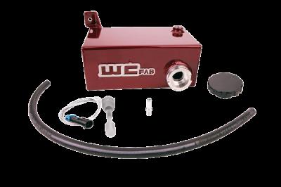 2011-2016 LML - Coolant Tanks - Wehrli Custom Fabrication - OEM Placement Coolant Tank Kit LML