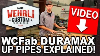 Wehrli Custom Fabrication - 2007.5-2010 LMM Duramax S400 Single Turbo Install Kit - Image 5